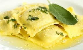 Равиоли рецепт с рикоттой и шпинатом