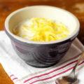 молочный суп из лапши